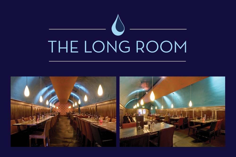 Long Room Tapas Menu