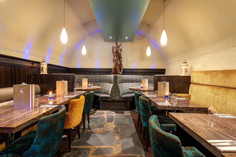 Boat Room Restaurant Exeter Quay