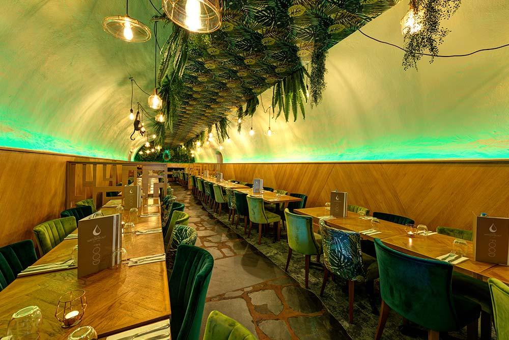 Long Room Restaurant Exeter Quay